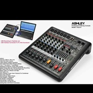 Mixer Audio ashley onyx 6 original 6 channel