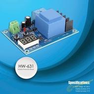 Ro☀ (HW-631) 全新M602數控蓄電池鋰電池充電控制模組 電瓶充電控制 保護板
