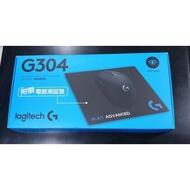 小薇電腦☆淡水◎全新 LOGITECH 羅技 G304 LIGHTSPEED 無線 電競滑鼠 贈電競鼠墊 ☆950元