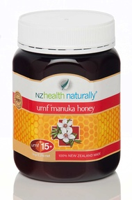 NZ Health Naturally Manuka Honey UMF 15+ 1KG
