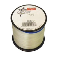ANDE Ande G14-15C Ghost Monofilament, 1/4-Pound Spool, 15-Pound Test, Clear Finish