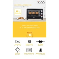Iona 18L Convection / Rotisserie Oven GL1803