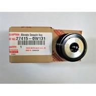 HS汽材 豐田 CAMRY 3.5 RX350 IS250 2006~2012年 正廠 發電機單向軸承 發電機軸承