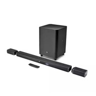 JBL Bar 3.1 Soundbar + 專用無線環繞聲喇叭 家庭劇院組《名展音響》