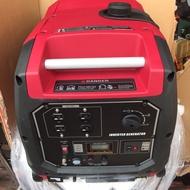 中日機械五金 3500w發電機 SG3500i 3500瓦變頻發電機 靜音發電機 電啟動/手拉啟動 有輪子