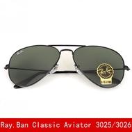 Rayban rb sunglasses classic Aviator 3026/3025 Green lens G15