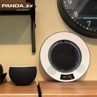 【618購物狂歡節】CD播放器復古家用ins風藍牙便攜壁掛式發燒音樂光碟盤機唱片機光盤隨身聽轉盤發燒級全館免運·限時優惠