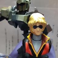鋼彈HG 胸像轉蛋 夏亞 克瓦特羅 巴吉納 白式鋼彈 SUNRISE IMAGINATION FIGURE2