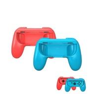 【Nintendo 任天堂】副廠 Switch Joy-Con手把套裝*2-電光紅/電光藍(TNS-851-速達)