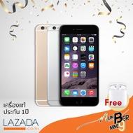 (แถมฟรี!! หูฟังบลูทูธ i11) Apple iPhone 6 Plus (64GB) เครื่อง Model TH/A [ประกันร้าน 1 ปี]