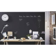uTc8 MK Chalkboard Paint 1 Liter / Chalk Board Paint / Blackboard Paint