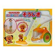 *日本正品*麵包超人 ANPANMAN 掃除玩具 擬真 仿真 吸塵器 玩具~聖誕禮物!