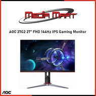 "AOC 27G2 27"" FHD 144Hz IPS Gaming Monitor"