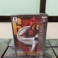 稀有 金證 文斯莫克 伊治傑爾馬66 DXF Vol.4 海賊王 坐姿紅毛 老物