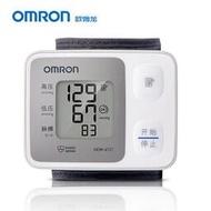 歐姆龍電子血壓計家用正品血壓儀手腕式血壓測量器血壓測量儀6121
