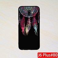 Samsung J6 plus เคสสกรีน #80