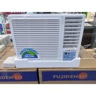 Fujidenzo 1hp INVERTER GRADE window remote control type aircon WAR90CES