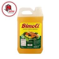 Bimoli Minyak Goreng 5 Liter Derigen [4pcs/ 1 dus]