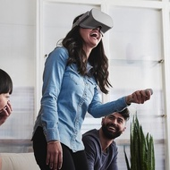 VR 小米VR一體機 Oculus Go虛擬現實設備rift 蘋果安卓  DF