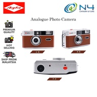 AGFA Analogue 35MM Film Camera The Retro Film Camera Fool Camera Suitable for ISO200/400/800 35mm films