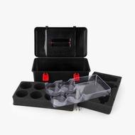 現貨 戰鬥陀螺爆旋陀螺收納盒 戰鬥陀螺 比賽專用 陀螺收納盒 陀螺 黑色 保護盒 爆裂世代工具箱收納盒    比賽陀螺盒