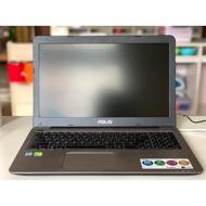 ASUS筆記型電腦K556U型號
