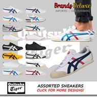 [Imported] Onitsuka Tiger Assorted Sneakers/Shoes   Fast Delivery   100% Authentic