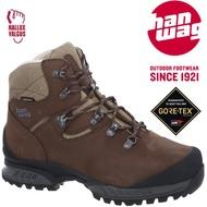 Hanwag 登山鞋/皮靴/高筒健行鞋 Tatra II Bunion GTX 男款 200400 棕 拇指外翻特別款