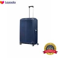 SAMSONITEกระเป๋าเดินทางล้อลาก รุ่น LITE-BOX HARDSIDE SPINNER 81/30 TSA LOCK พร้อมส่ง