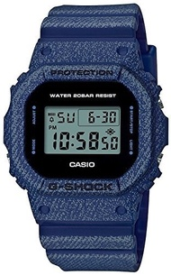(CASIO (Casio)) CASIO (Casio) Watch G-SHOCK G- shock DENIM D COLOR denim de color DW-5600DE-2 bla...