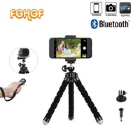 Tripod+Phone Holder Clip + Bag for Gopro Hero 3 4 for iPhone 6 7 For xiaomi