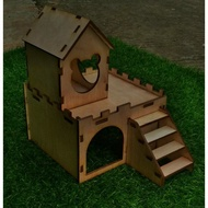 Syrian Hamster House Syrian