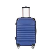 กระเป๋าเดินทางVintage 20/24นิ้ว ล้อ360องศาลื่นเข็นง่าย วัสดุABS+PC
