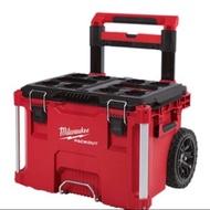 胖達人五金 米沃奇 美沃奇 配套工具箱系列: 配套工作推車(內建雙輪胎)48-22-8426 超耐重