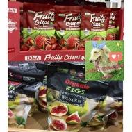 ●現貨● 好市多代購 Wild & Raw Organic 有機無花果乾 / 有機杏桃乾 / 冷凍乾燥草莓 草莓乾