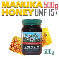 500g UMF 15+ Manuka Honey