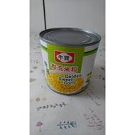【牛寶】玉米粒340g(效期:2022年7月22號)市價29元特價25元