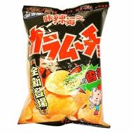 湖池屋卡辣姆久洋芋片78g*2【愛買】
