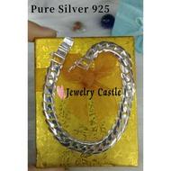Silver Bangle 925 For Men
