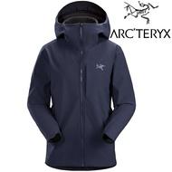 Arcteryx 始祖鳥 Gamma MX Hoody連帽軟殼外套/軟殼衣 女款 24119 夜月藍