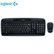 [logitech 羅技 ] 無線鍵鼠組 MK330r