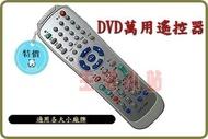 萬用DVD遙控器,適用傑偉士(JVC) DVD遙控器RM-SXV066U/RM-SRXF10U
