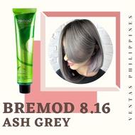 Ventas Philippines Bremod 8.16 Ash Gray / Ash Grey Fashion Color