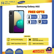 【READY STOCK】【MY-SET】Super New Model Samsung A02 FREE TNG RM20 Reload Pin