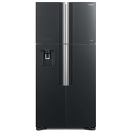 Hitachi R-W690P7MSX Big French 4 door fridge 531L *FREE COMPACT VACUUM CLEANER CV-BM16 WORTH $129*