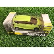 Toyota SIENTA LED 模型車 迴力車 1:43