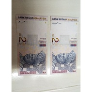 Ringgit Malaysia Currency Sales ( number continue for RM2)