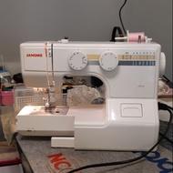 車樂美 j512全迴轉 機械式縫紉機