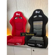 [FREE SLIDER RAILING]SSCUSS BRIDGE RECARO MONSTER DESIGN BUCKET SEAT FOR SIM RACING & CAR