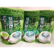 ST小舖  日式綠茶 TA-FU  健康綠茶包  靜岡綠茶  一袋30入/1入5g 綠茶包 煎茶  三角包裝 日本茶包